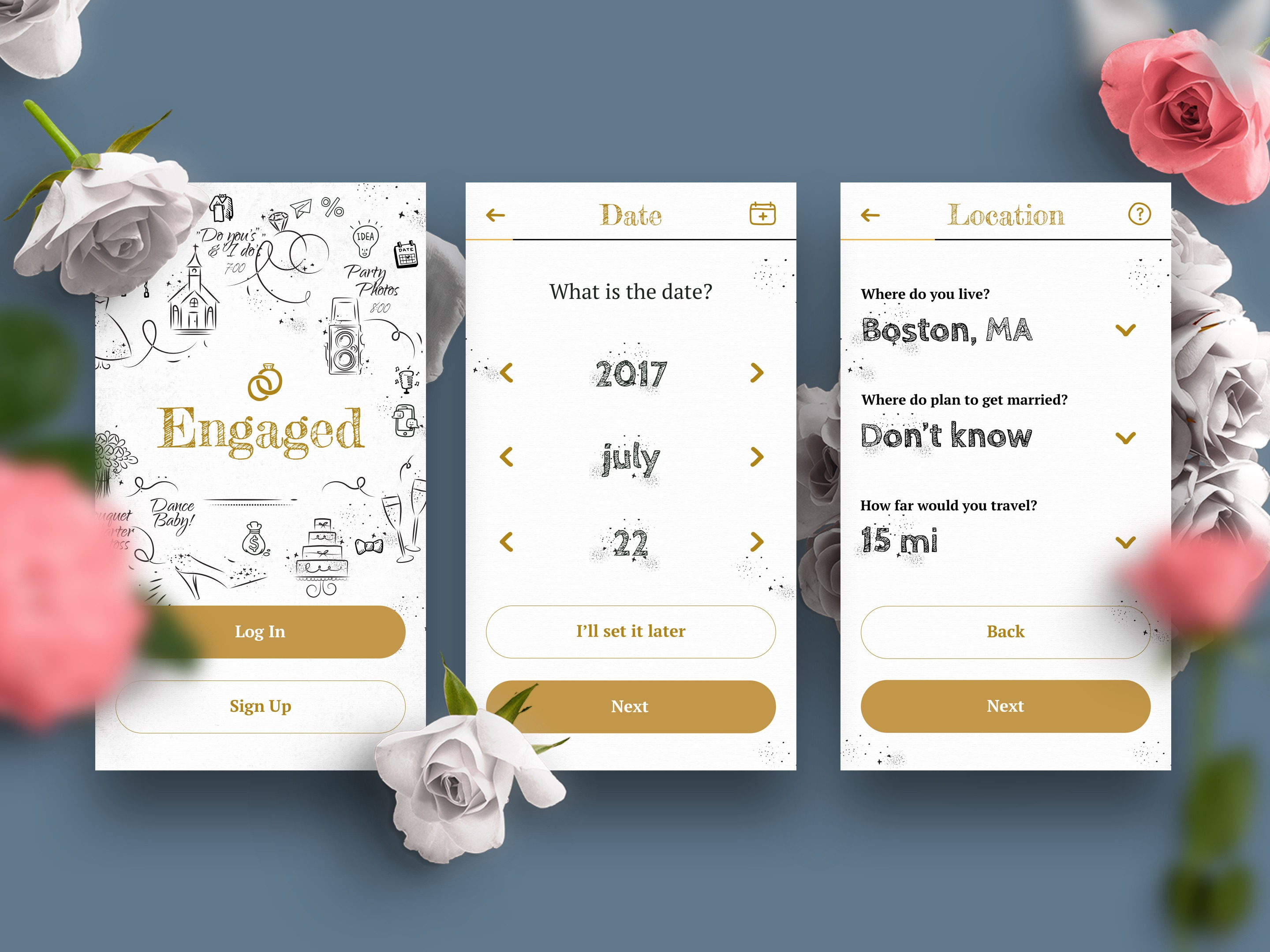 Engaged iOS App