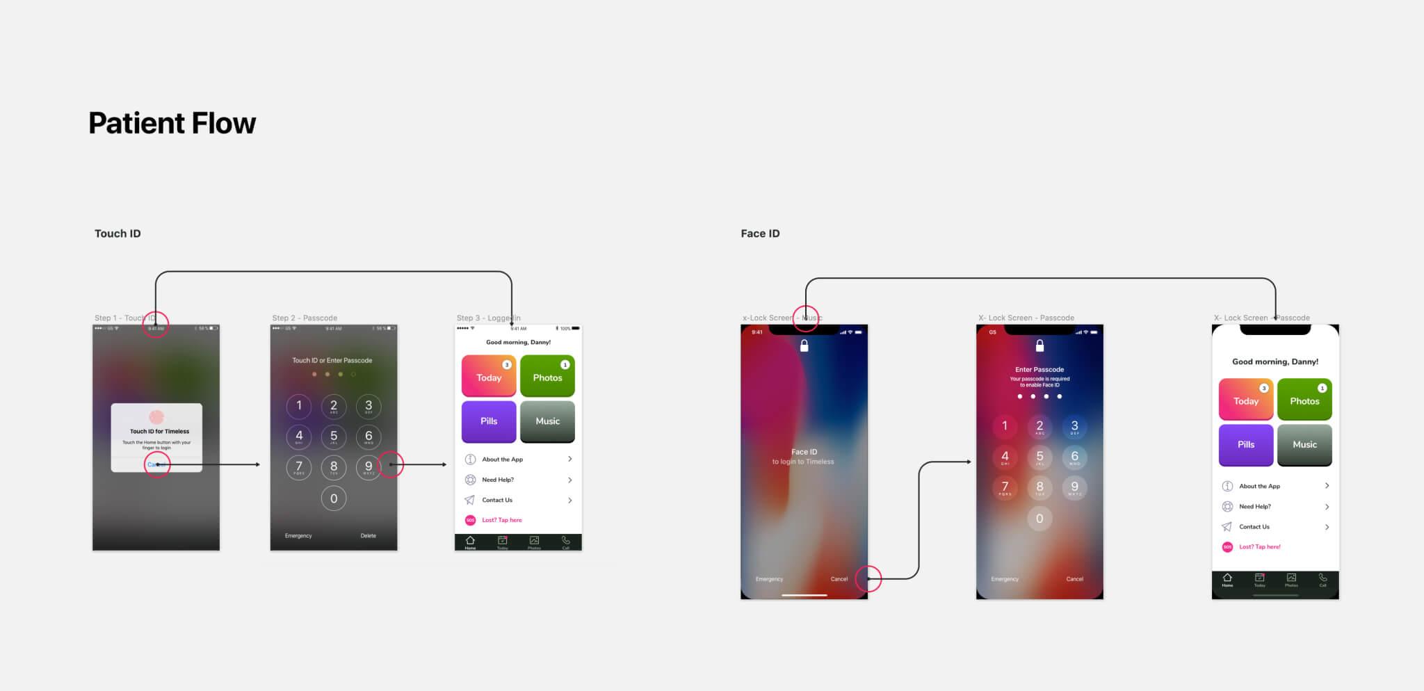 Timeless-App